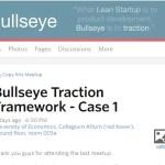 Bullseye Traction Meetup in Poznan – Case: Virtual Furniture